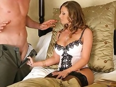 Unintentionally fucked my friend's breasty mommy