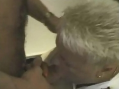 Mature Takes A Bathroom Fucking!