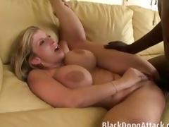 Busty Sara Jay likes a rough vagina pounding