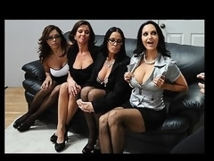 Keiran is hard crammed to find a fresh assistant...especially after all 4 applicants prove themselves to be equally qualified.  The only thing to do is to invite Ava, Francesca, Vanilla and Veronica to one last group interview where each one can prove that they have the superlatively valuable assets for the open position!